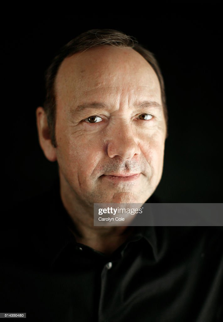 Kevin Spacey, Los Angeles Times, March 5, 2016   Getty Images
