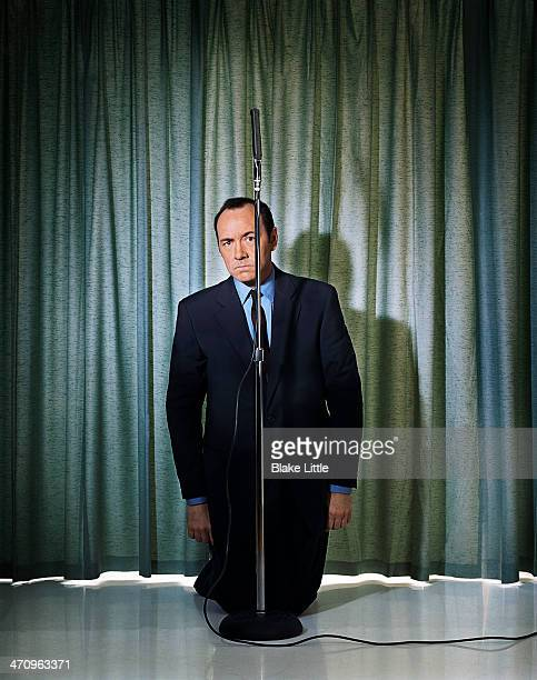 Actor Kevin Spacey photographed for a 2005 Best Life Magazine in Los Angeles California PUBLISHED IMAGE