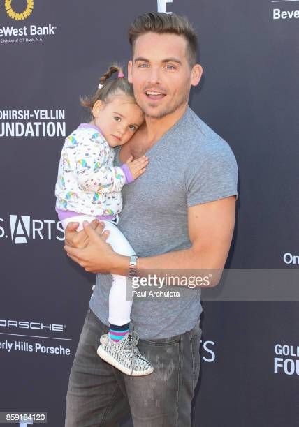 Actor Kevin Zegers attends PS ARTS' Express Yourself 2017 event at Barker Hangar on October 8 2017 in Santa Monica California