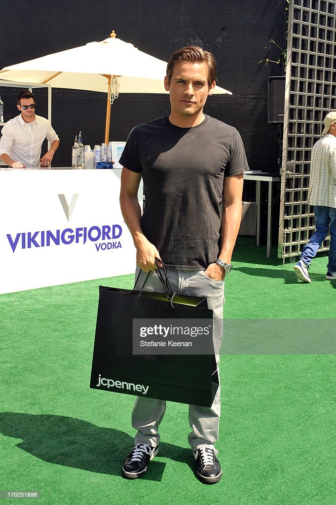 Actor Kevin Zegers attends the 1st Annual Children Mending Hearts Style Sunday on June 9, 2013 in Beverly Hills, California.