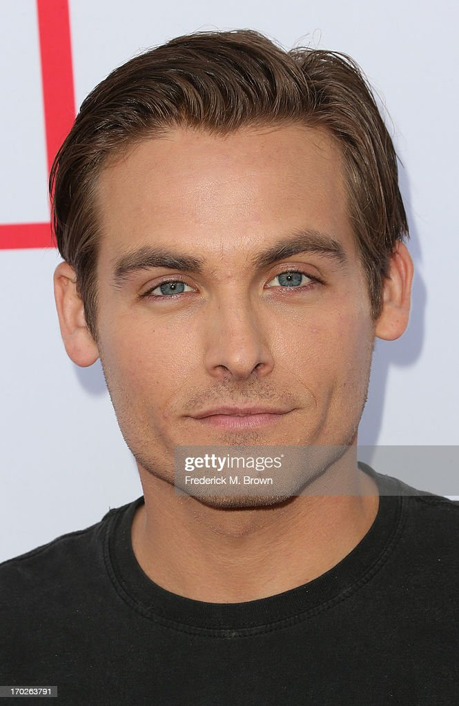Actor Kevin Zegers attends the First Annual Children Mending Hearts Style Sunday on June 9, 2013 in Beverly Hills, California.