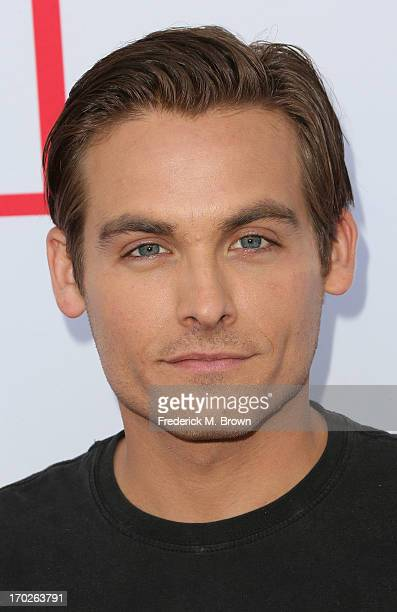 Actor Kevin Zegers attends the First Annual Children Mending Hearts Style Sunday on June 9 2013 in Beverly Hills California