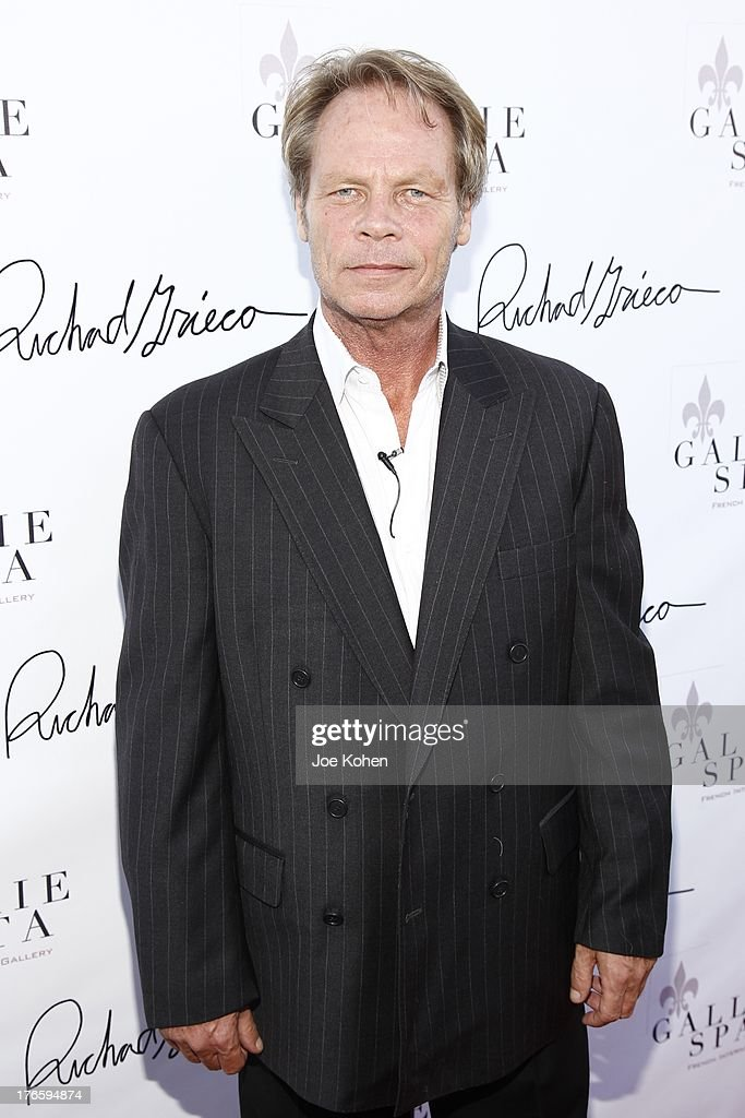 Actor Kevyn Major Howard attends Richard Grieco's opening night gala for his one-man art exhibit 'Sanctum Of A Dreamer!' at Gallerie Sparta on August 15, 2013 in West Hollywood, California.