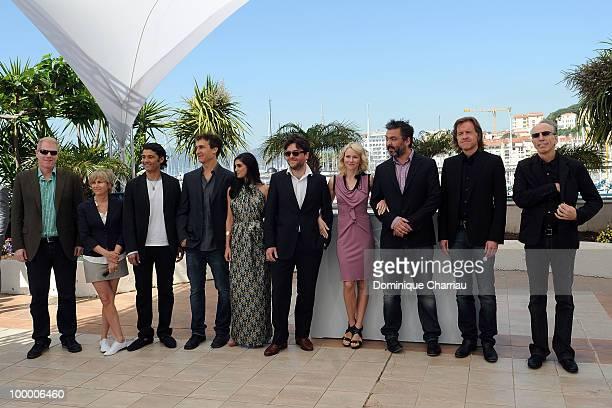Actor Khaled Nabawy director Doug Liman actress Liraz Charhi actor John Henry Butterworth actress Naomi Watts actor Jez Butterworth actor Bill Pohlad...