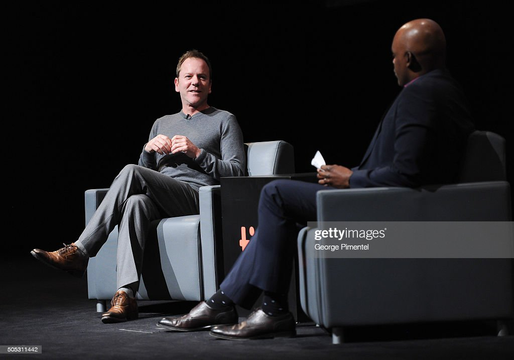 In Conversation With Keifer Sutherland