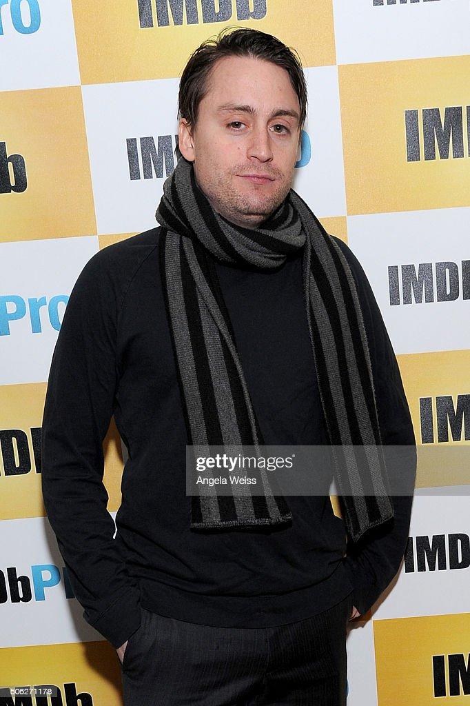 Actor Kieran Culkin in The IMDb Studio In Park City, Utah: Day One - Park City on January 22, 2016 in Park City, Utah.