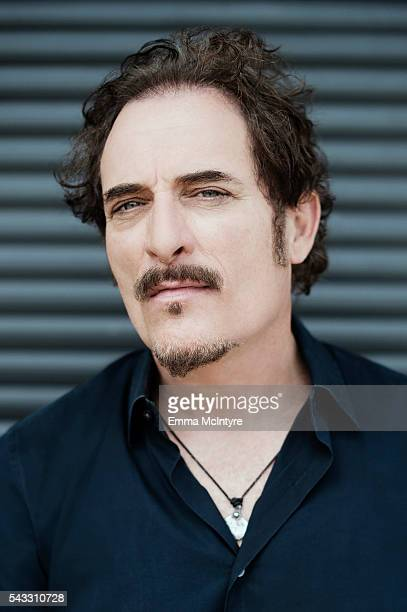 Actor Kim Coates is photographed for The Wrap on June 2 2016 in Los Angeles California