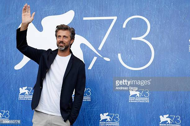 Actor Kim Rossi Stuart attends a photocall for 'Tommaso' during the 73rd Venice Film Festival at on September 6 2016 in Venice Italy