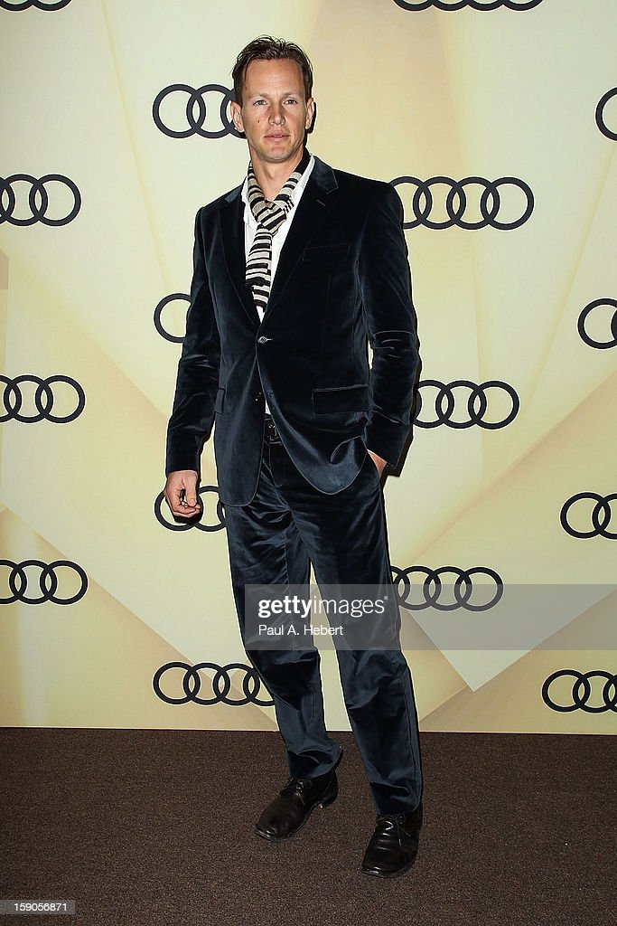 Actor Kip Pardue arrives at the Audi Golden Globe 2013 Kick Off Party at Cecconi's Restaurant on January 6, 2013 in Los Angeles, California.