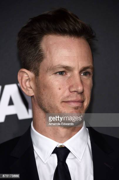 Actor Kip Pardue arrives at the premiere of Hulu's 'Marvel's Runaways' at the Regency Bruin Theatre on November 16 2017 in Los Angeles California