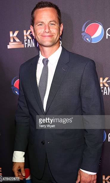 Actor Kirk Cameron attends the 3rd Annual KLOVE Fan Awards at the Grand Ole Opry House on May 31 2015 in Nashville Tennessee