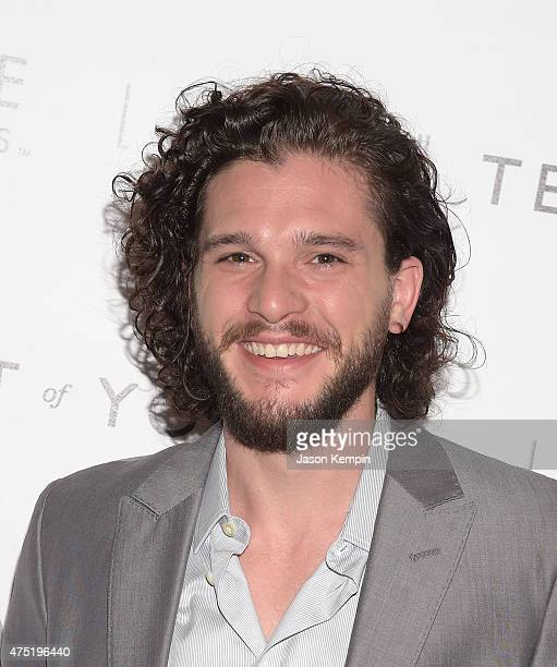 Actor Kit Harington attends a screening of Sony Pictures Classics' 'Testament Of Youth' at The London on May 29 2015 in West Hollywood California