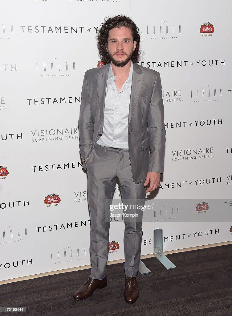 "Screening Of Sony Pictures Classics' ""Testament Of Youth"""