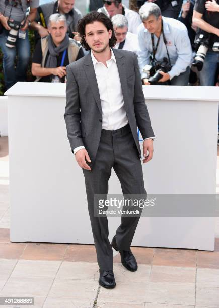 Actor Kit Harington attends the 'How To Train Your Dragon 2' photocall at the 67th Annual Cannes Film Festival on May 16 2014 in Cannes France