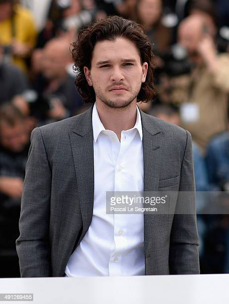 Actor Kit Harington attends the 'How To Train Your Dragon 2' photocall during the 67th Annual Cannes Film Festival on May 16 2014 in Cannes France