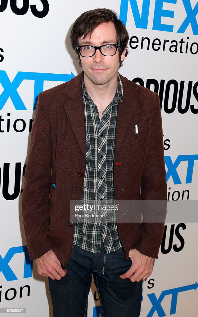 Actor Kit Williamson attends 1st Annual UNICEF NextGen LA Photo Benefit at SkyBar at the Mondrian Los Angeles on May 1, 2014 in West Hollywood, California.
