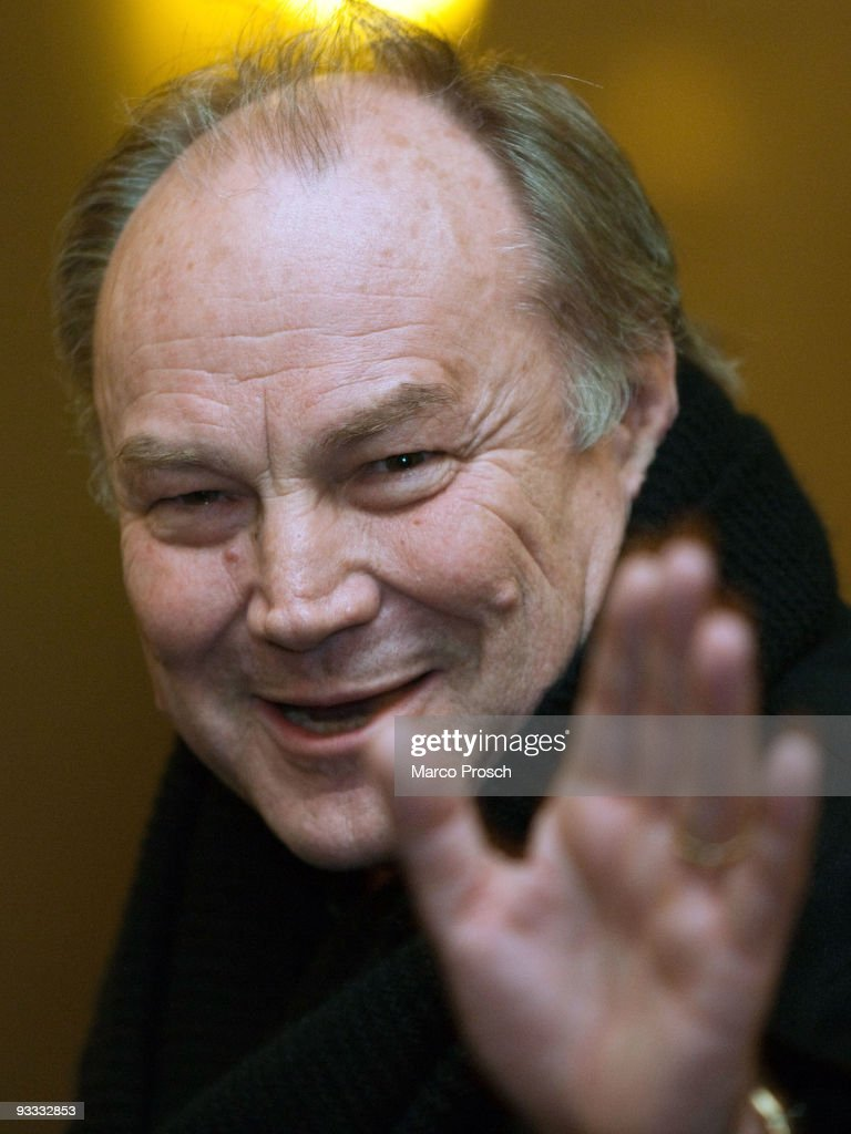 Klaus Maria Brandauer Relaunches 'Georg Elser' Movie After 20 Years