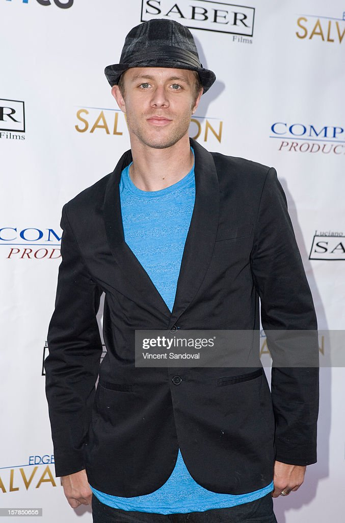 Actor Kody Corduan attends the Premiere Of 'Edge Of Salvation' at ArcLight Cinemas on December 6, 2012 in Hollywood, California.