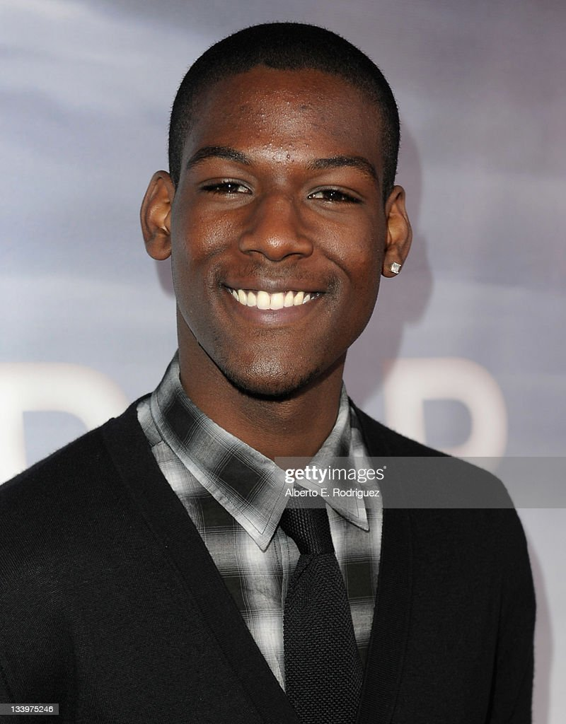 Actor Kofi Siriboe arrives to Paramount Pictures' 'Super 8' Blu-ray and DVD release party at AMPAS Samuel Goldwyn Theater on November 22, 2011 in Beverly Hills, California.