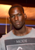 Actor Kofi Siriboe attends the 'Fruitvale Station' after party during the 2013 Los Angeles Film Festival at Lucky Strike Lanes at LA Live on June 17...