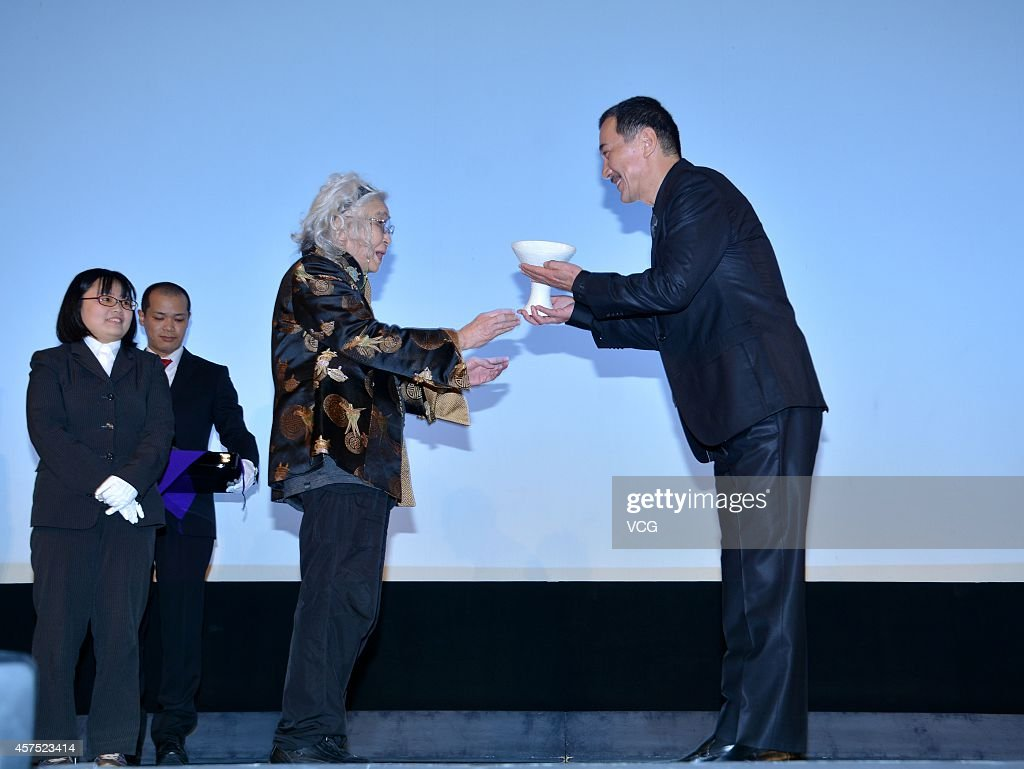 Actor <a gi-track='captionPersonalityLinkClicked' href=/galleries/search?phrase=Koji+Yakusho&family=editorial&specificpeople=616781 ng-click='$event.stopPropagation()'>Koji Yakusho</a> attends Kyoto International Film Festival on October 19, 2014 in Kyoto, Japan.