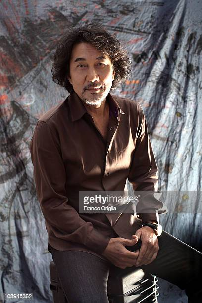Actor Koji Yakusho poses at the '13 Assassins' portrait session during the 67th Venice Film Festival on September 9 2010 in Venice Italy