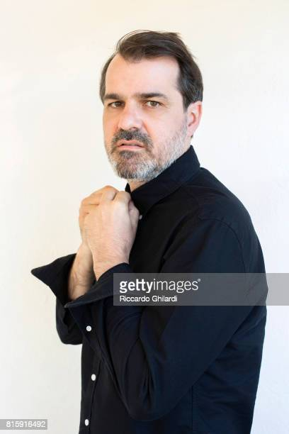 Actor Kornel Mundruczo is photographed for Self Assignment on May 21 2017 in Cannes France