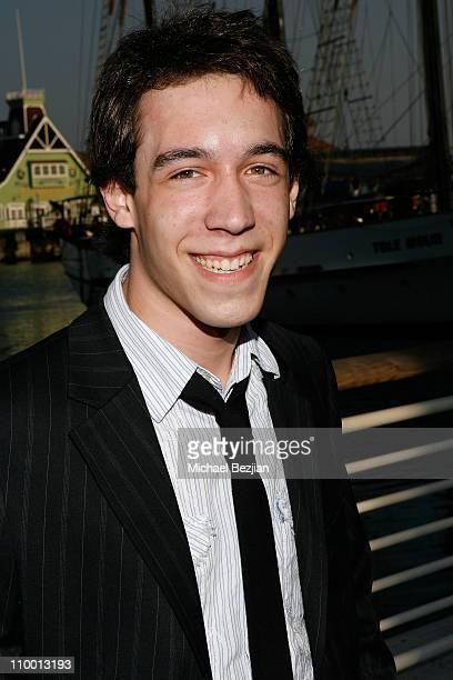 Actor Kreegan Down attends Jillian Clare's Sweet 16 Charity Benefit on July 25 2008 in Long Beach California