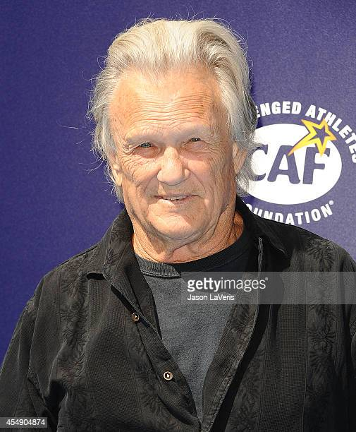 Actor Kris Kristofferson attends the premiere of 'Dolphin Tale 2' at Regency Village Theatre on September 7 2014 in Westwood California