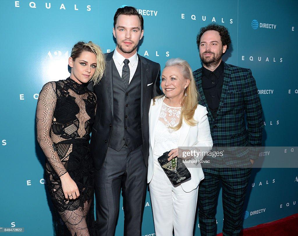 Los Angeles Premiere of EQUALS