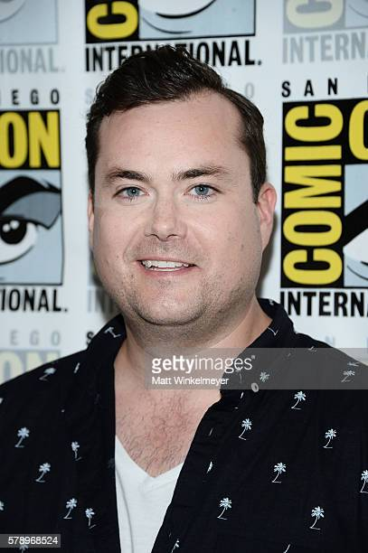Actor Kristian Bruun attends ComicCon International 2016 'Orphan Black' press line at Hilton Bayfront on July 22 2016 in San Diego California