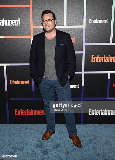 Actor Kristian Bruun attends Entertainment Weekly's annual ComicCon celebration at Float at Hard Rock Hotel San Diego on July 26 2014 in San Diego...