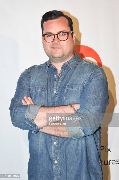Actor Kristian Bruun attends the Launch Of Cinematic Pictures Publishing's 'Men Of Science Fiction' at Cinematic Pictures Gallery on April 22 2017 in...