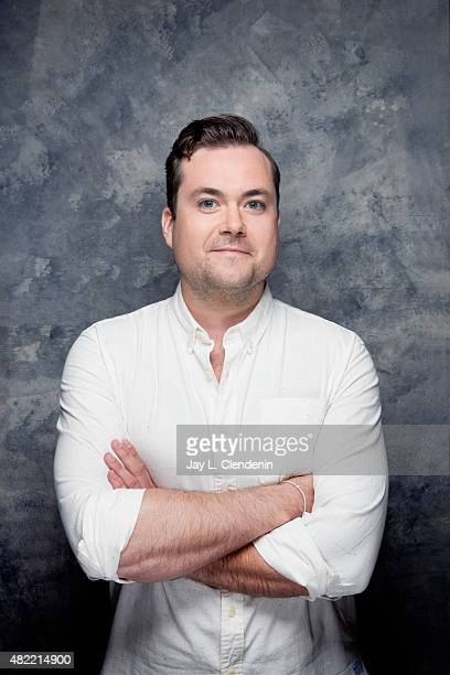 Actor Kristian Bruun of 'Orphan Black' poses for a portraits at ComicCon International 2015 for Los Angeles Times on July 9 2015 in San Diego...