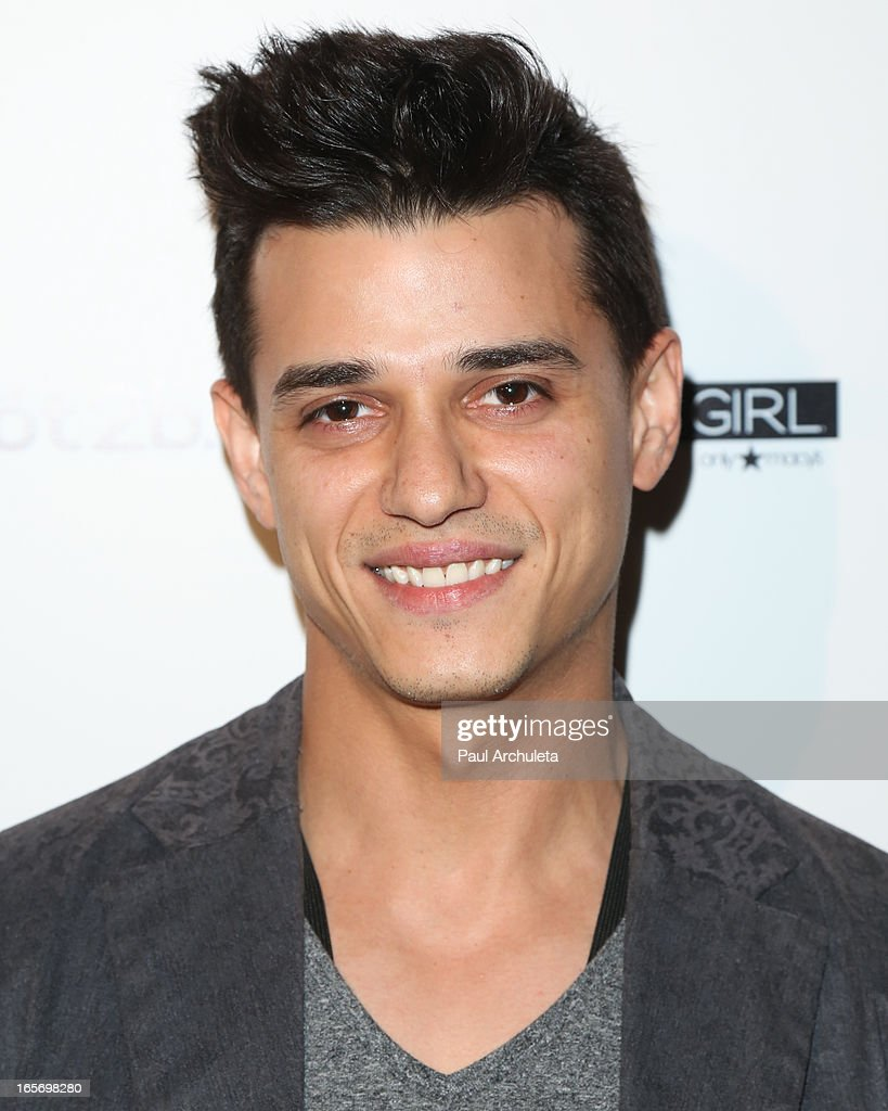 Actor Kristian Steel attends Star Magazine's 'Hollywood Rocks' party at Playhouse Hollywood on April 4, 2013 in Los Angeles, California.