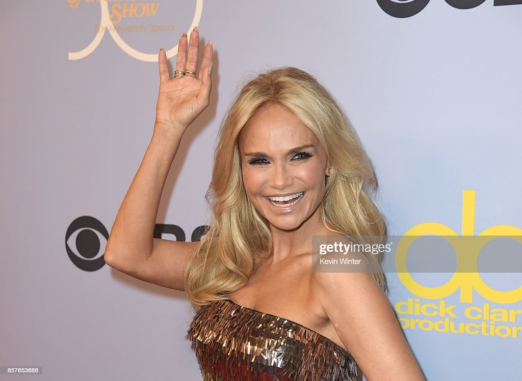 Actor Kristin Chenoweth attends CBS' 'The Carol Burnett Show 50th Anniversary Special' at CBS Televison City on October 4, 2017 in Los Angeles, California.