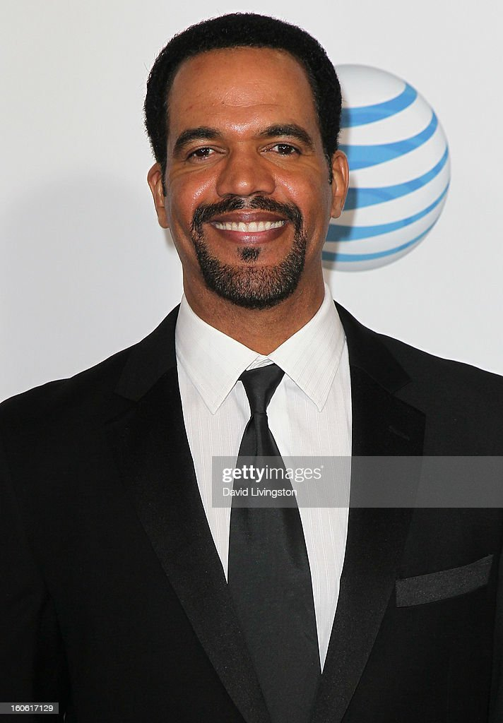 Actor Kristoff St. John attends the 44th NAACP Image Awards at the Shrine Auditorium on February 1, 2013 in Los Angeles, California.