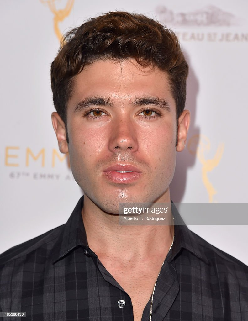 Actor Kristos Andrews attends a cocktail reception hosted by the Academy of Television Arts & Sciences celebrating the Daytime Peer Group at Montage Beverly Hills on August 26, 2015 in Beverly Hills, California.