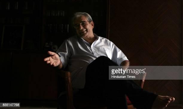 Actor Kulbhushan Kharbanda