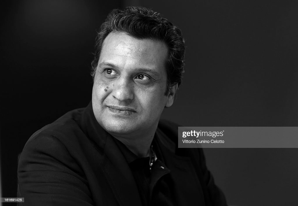 . Actor Kulvinder Ghir attends the 'Jadoo' Portrait Session during the 63rd Berlinale International Film Festival at Berlinale Palast on February 14, 2013 in Berlin, Germany.