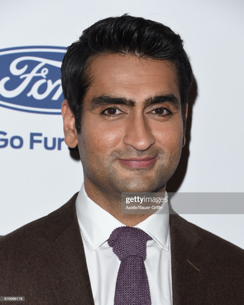 Actor Kumail Nanjiani arrives at the 6th Annual Reel Stories, Real Lives at Milk Studios on November 2, 2017 in Hollywood, California.