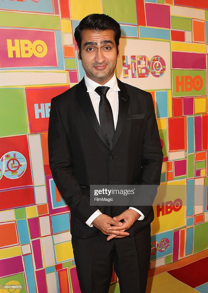 Actor Kumail Nanjiani attends HBO's Official 2014 Emmy After Party at The Plaza at the Pacific Design Center on August 25, 2014 in Los Angeles, California.