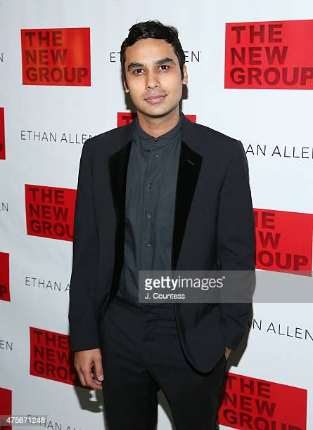 Actor Kunal Nayyar attends 'The Spoils' Opening Night Party at Qi Bangkok Eatery on June 2 2015 in New York City