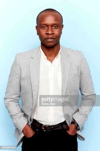 Actor Kurt Egyiawan of Fox's 'The Exorcist' poses for a portrait during ComicCon 2017 at Hard Rock Hotel San Diego on July 20 2017 in San Diego...