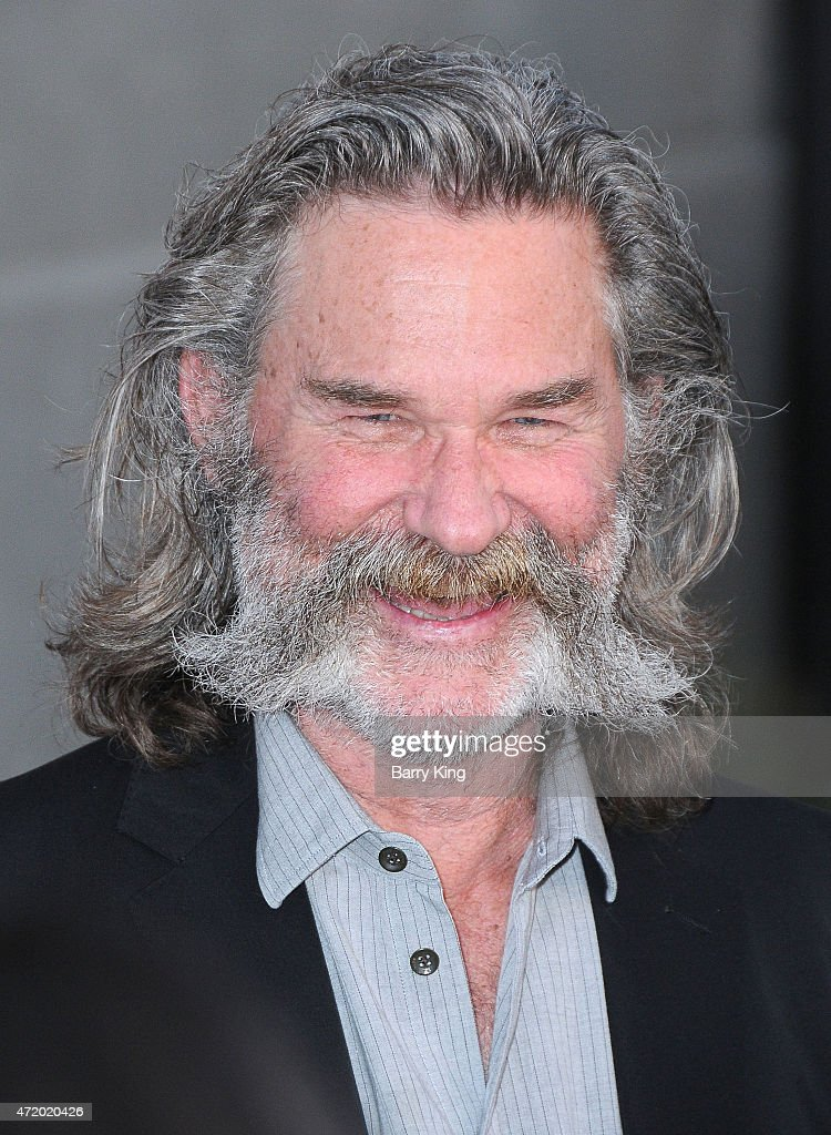 Actor Kurt Russell arrives at Mattel Children's Hospital UCLA Kaleidoscope Ball at 3LABS on May 2, 2015 in Culver City, California.