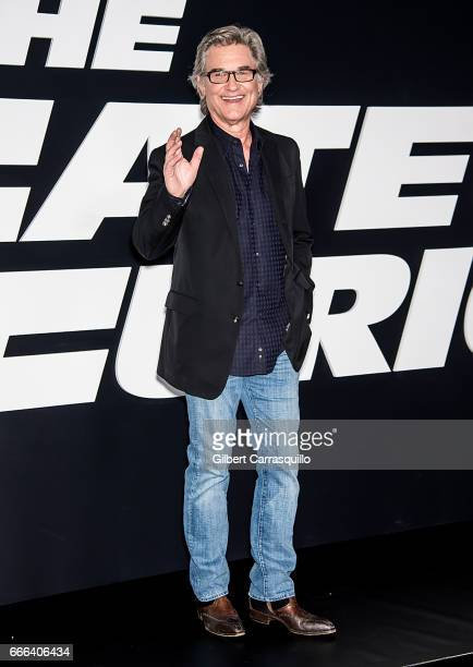 Actor Kurt Russell attends 'The Fate Of The Furious' New York Premiere at Radio City Music Hall on April 8 2017 in New York City