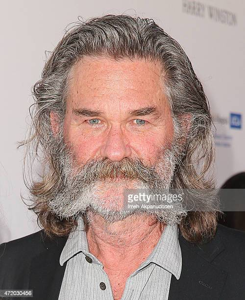 Actor Kurt Russell attends the Mattel Children's Hospital UCLA Kaleidoscope Ball at 3LABS on May 2 2015 in Culver City California