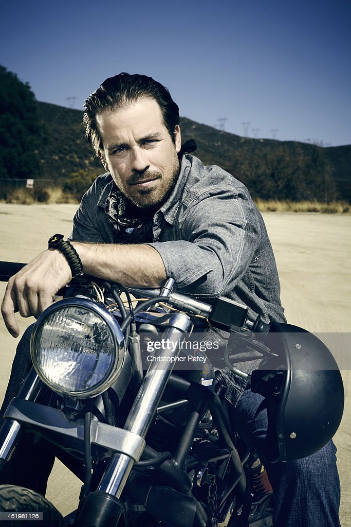 Actor Kurt Yaeger is photographed for Self Assignment on July 10, 2014 in Santa Clarita, California.