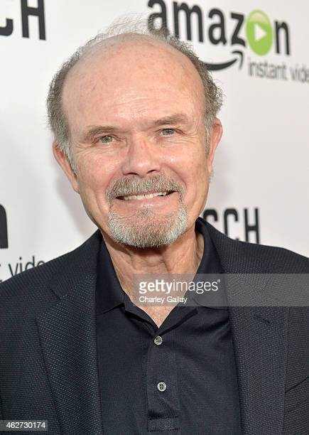 Actor Kurtwood Smith arrives for the red carpet premiere screening for Amazon's first original drama series 'Bosch' at ArcLight Cinemas Cinerama Dome...
