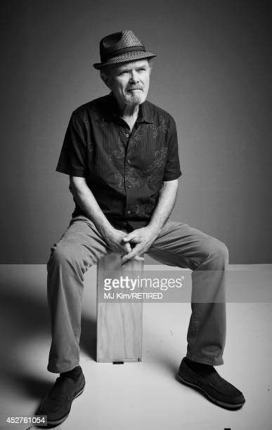 Actor Kurtwood Smith poses for a portrait at the Getty Images Portrait Studio powered by Samsung Galaxy at ComicCon International 2014 at Hard Rock...